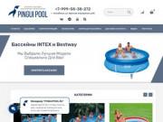 Интернет-магазин надувных и каркасных бассейнов Pingui Pool (Россия, Челябинская область, Челябинск)