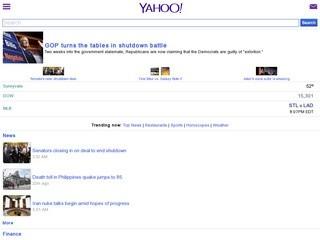 Yahoo! (Yahoo по-русски) поисковая система