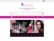 Интернет магазин декоративной косметики известных белорусских брендов