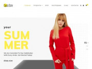 Инетрнет-магазин женской одежды (Украина, Киевская область, Киев)