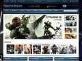 Интернет-магазин видеоигр. Приставки, консоли и аксессуары для ps3