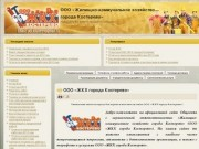 Общество с ограниченной ответственностью «Жилищно-коммунальное хозяйство города Костерево»