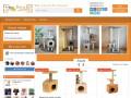 Кот и Ко интернет зоомагазин - продажа и производство домов для кошек и когтеточек. (Россия, Владимирская область, Владимир)