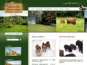Сафоновское охотохозяйство -организация охоты с собаками. Русский охотничий клуб
