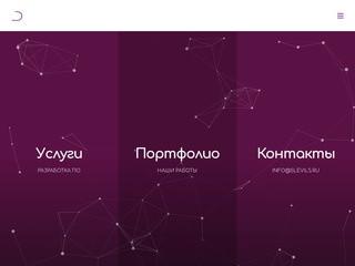 Создание сайтов, разработка ПО - компания Slevils г. Ярославль