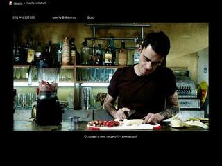 Yourfavoritefruit (Моя кухня) - личный сайт фрилансера (Изготовление сайтов) ELLE ko