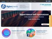 """Веб-студия """"Biglers Media"""" - создание сайтов, продвижение, информатизация предприятий. реклама в интернете (ООО """"Биглерс"""")"""