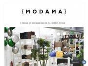 MODAMA-shop.ru интернет-магазин обуви и аксессуаров