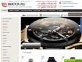 Интернет-магазин наручных часов известных брендов