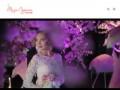 Оформление ресторана в Москве | оформление зала ресторана декор, ночные свадебные церемонии
