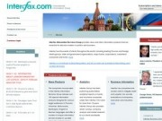 ИНТЕРФАКС - Interfax Information Services Group (новости)