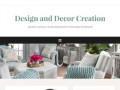 Design and Decor Creation - Дизайн и декор от Анны Дубровских и Виктории Беликовой