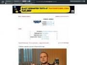 Блог «Новой газеты» («НОВАЯ» ЖИВАЯ) - ЖЖ