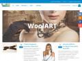 Интернет-магазин WoolART предлагает длинные женские перчатки, бальные и вечерние перчатки, митенки. (Украина, Киевская область, Киев)