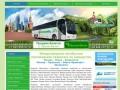 Международные автобусные перевозки по маршруту Москва - Львов - Закарпатье