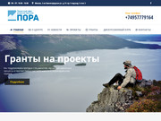 Экспертный центр «ПОРА» - Проектный офис развития Арктики (ПОРА)
